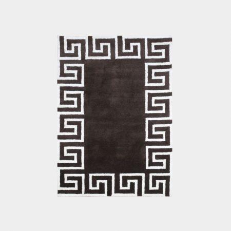 Dywan z geometrycznym wzorem Barcelona