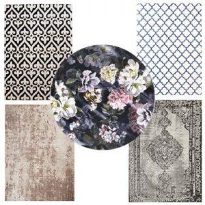 Dywany modern classic
