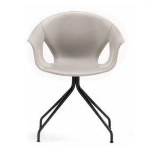 Krzesło w nowoczesnym stylu Ginger Ale Poltrona Frau