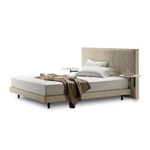 Łóżko tapicerowane Jack Poltrona Frau
