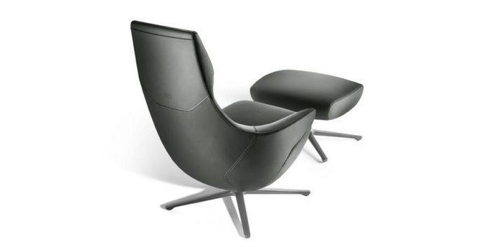 Ekskluzywny fotel JAY LOUNGE