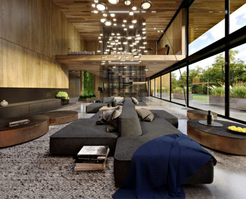 Kando Architects projektowanie wnętrz