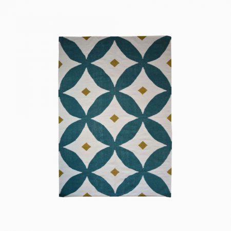 Kolorowy dywan GanPati
