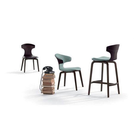 Krzesła i hokery MONTERA