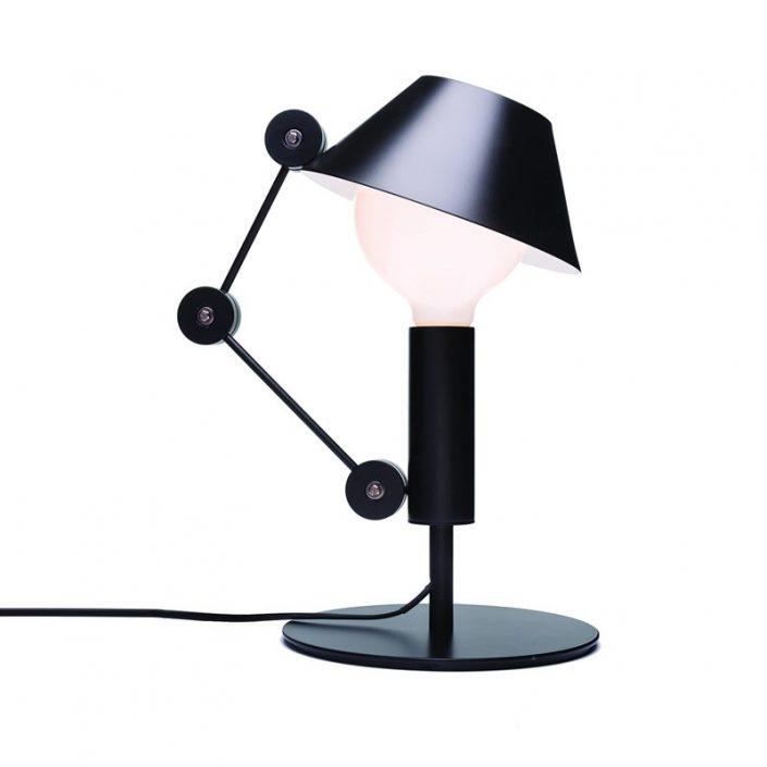 Designerska lampka biurkowa Mr Light Nemo