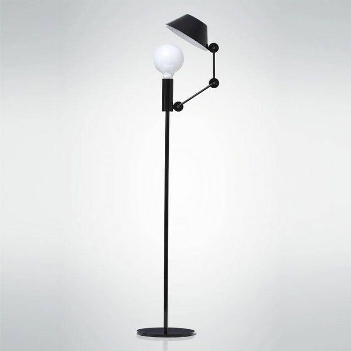 Oryginalna lampa podłogowa Mr Light Nemo