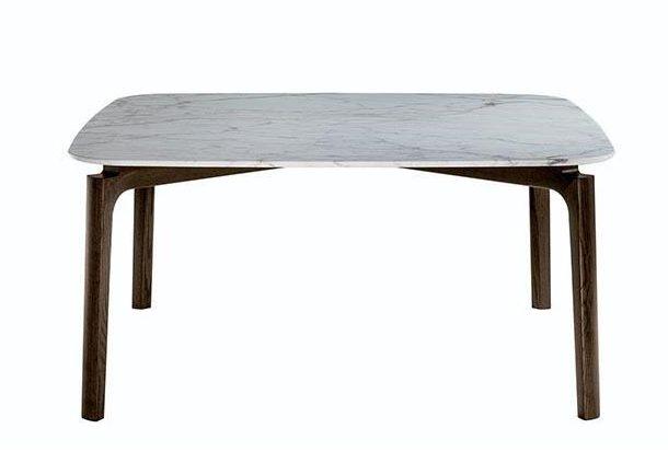 Kwadratowe i prostokątne stoły NABUCCO Poltrona Frau