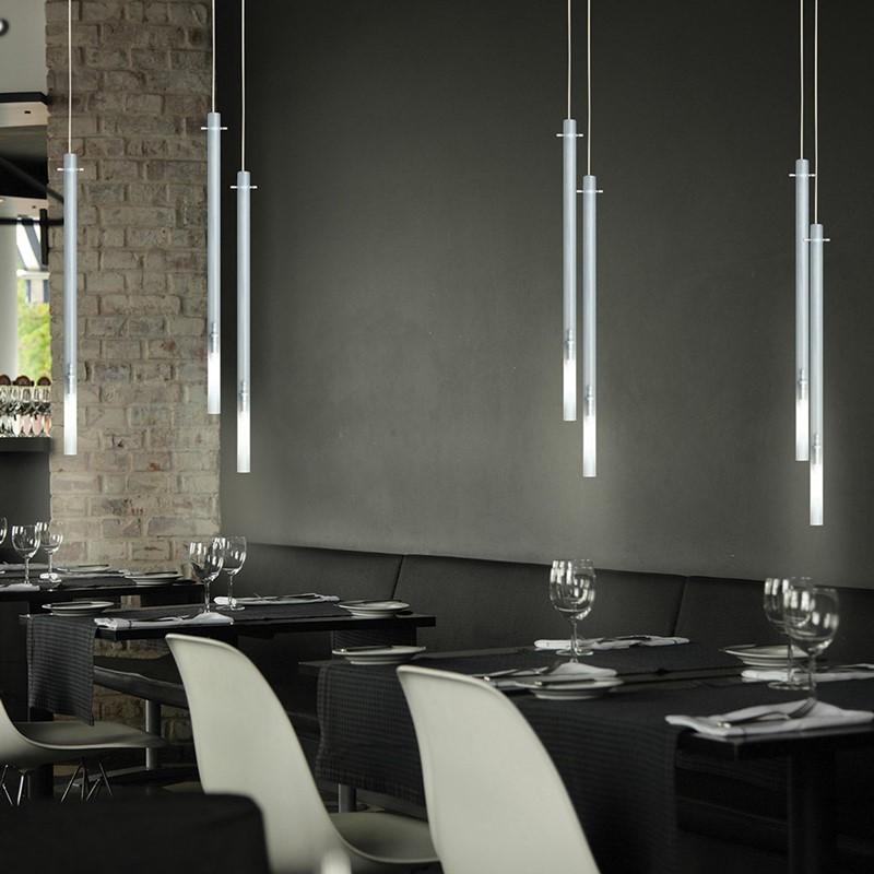 Nowoczesne lampy w restauracji - ekskluzywne lampy Nemo