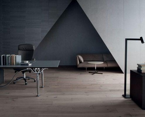 Oryginalne biurko do gabinetu - Poltrona Frau