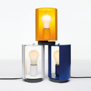 Kolorowe lampki nocne Pivotante a Poser Nemo