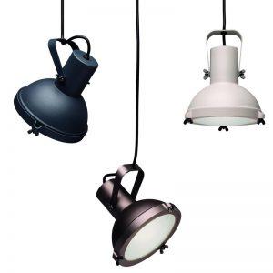 Industrialna lampa sufitowa Projecteur 165 Nemo