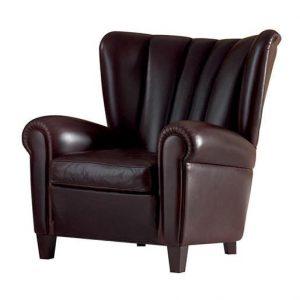 Skórzany fotel klasyk Savina Poltrona Frau