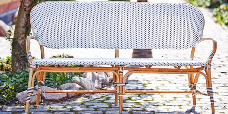 Sitka Design meble ogrodowe z rattanu
