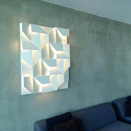 Oryginalna dekoracja świetlna ścienna Wall Shadows grand Nemo