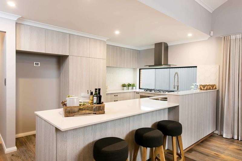 Wnętrze w stylu australijskim