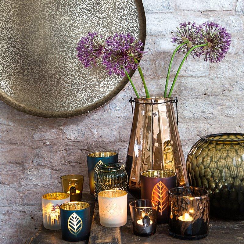 Lampiony dekoracyjne i latarenki