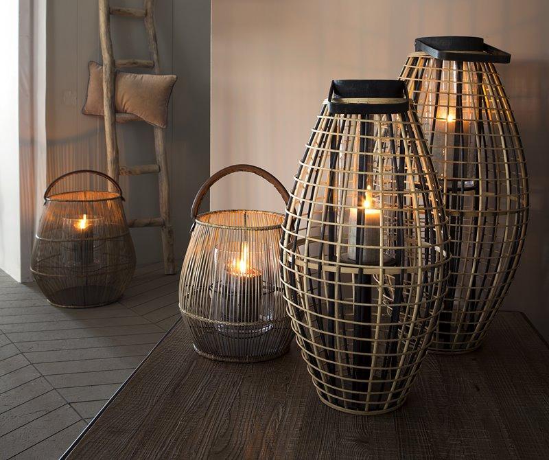 Lampiony w salonie pomysły