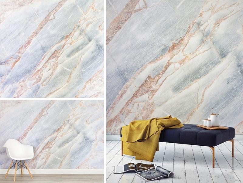 Minimalistyczne wnętrza - kamień
