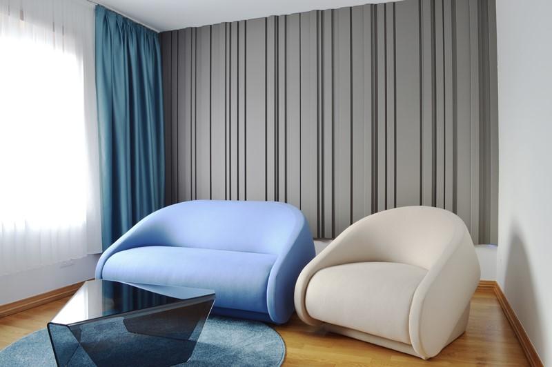 Projekt małego pokoju telewizyjnego - Xicorra
