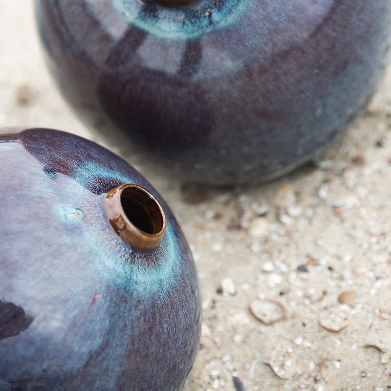 Waza granat fiolet