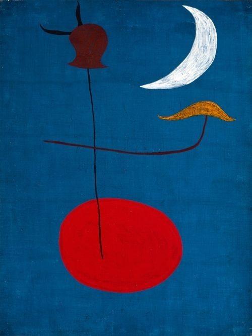 """""""Hiszpańska tancerka"""" Joana Miró"""