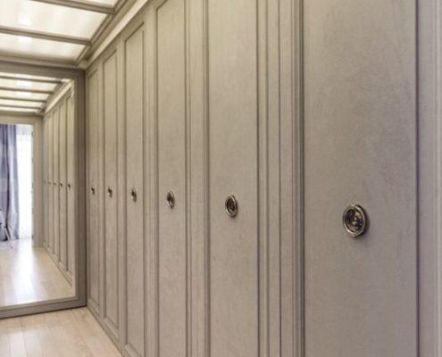 Garderoba w przedpokoju