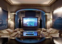 Kino w klasycznej rezydencji