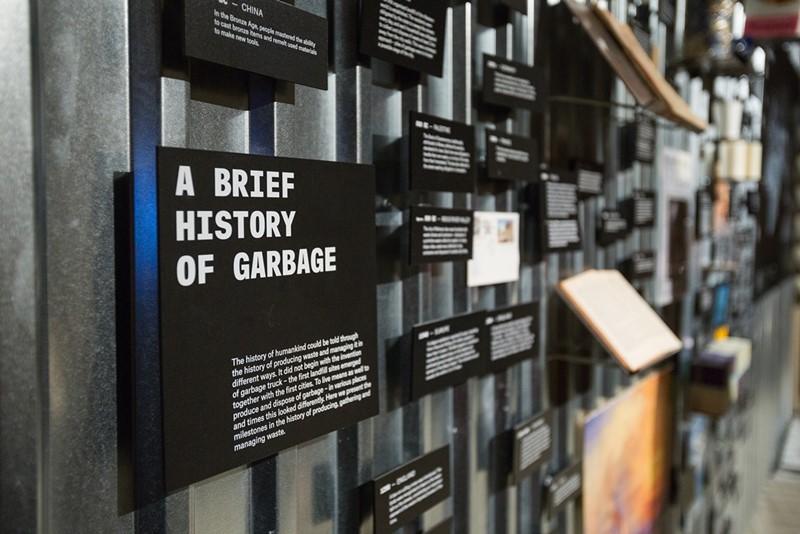 Let's talk about garbage Łódź Design Festival 2017