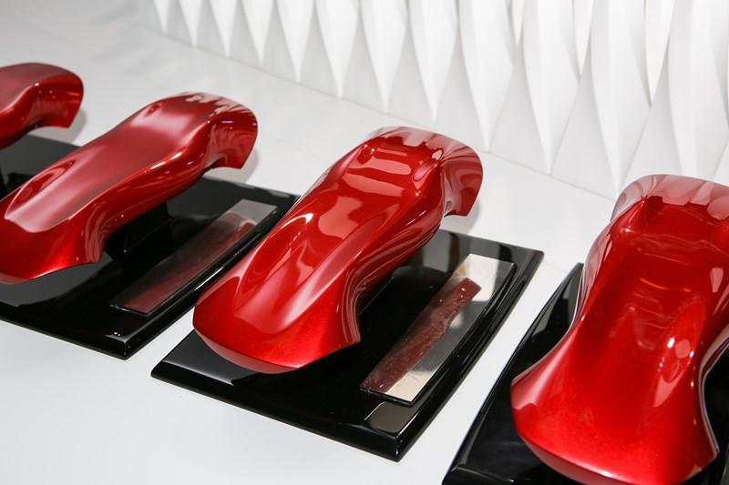 Mazda Design 2017 statuetki