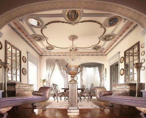 O&O European Design Ekskluzywne wnętrza
