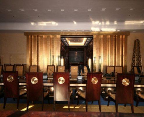 Sala konferencyjna w klasycznym stylu