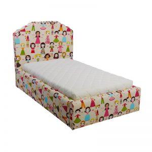 Łóżko dla dziewczynki Soho lalki royal