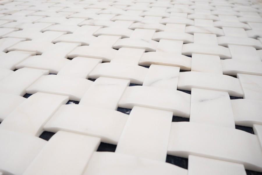 Dekoracyjne płytki ścienne z marmuru TEXO