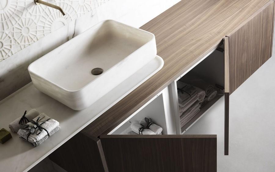 Duża szafka pod umywalkę