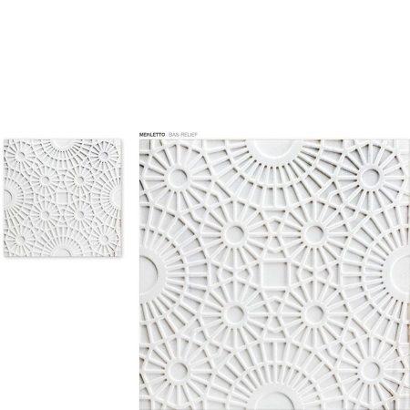 Marmurowe płytki 3D MERLETTO