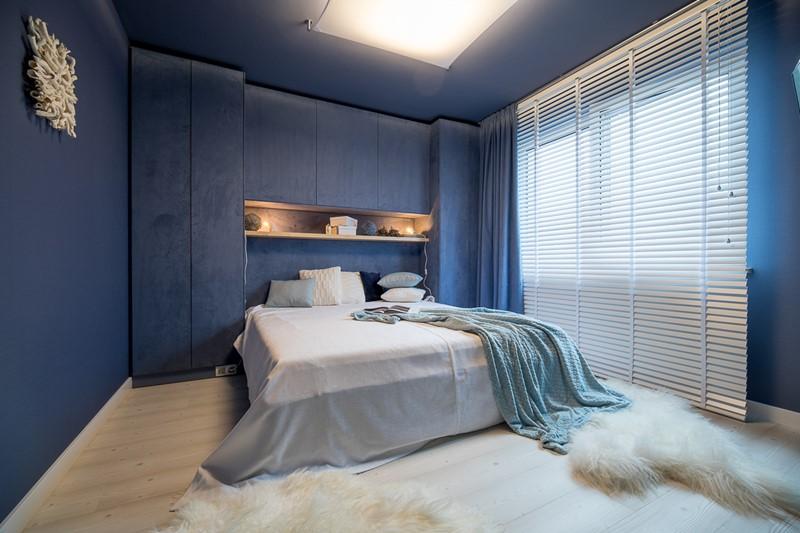 Beżowa Sypialnia W Stylu Modern Classic Inspiracja