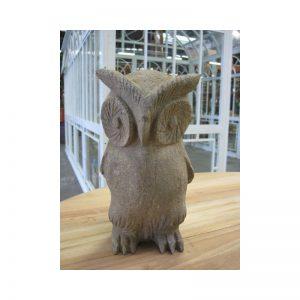 Rzeźba sowa