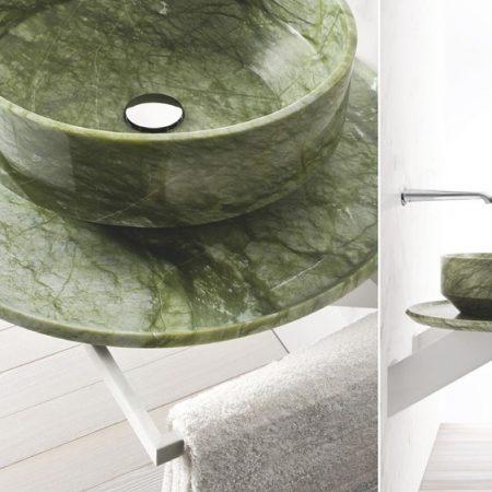 Stolik ścienny pod umywalkę