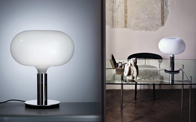 Designerskie Lampy Sto Owe Z Pa Acu Kr La S O Ce Homesquare