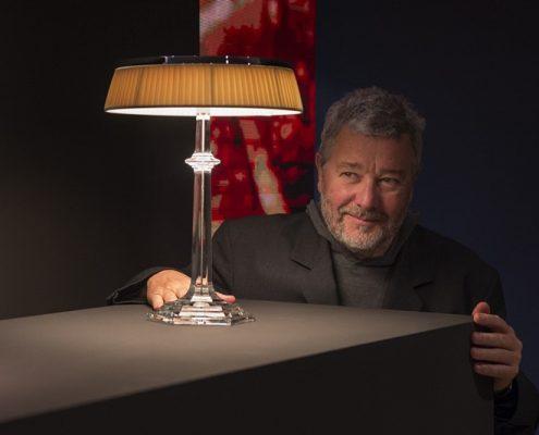 Designerskie lampy stołowe Bon Jur Versailles Philippe Starck