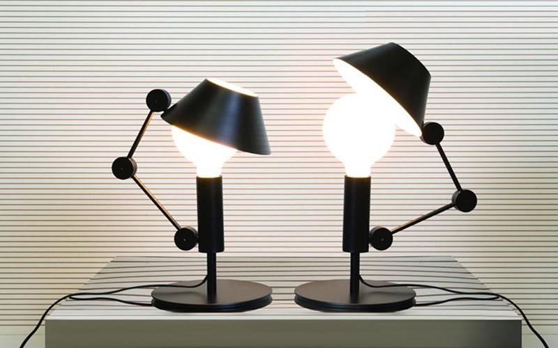 Designerskie lampy stołowe Mr Light