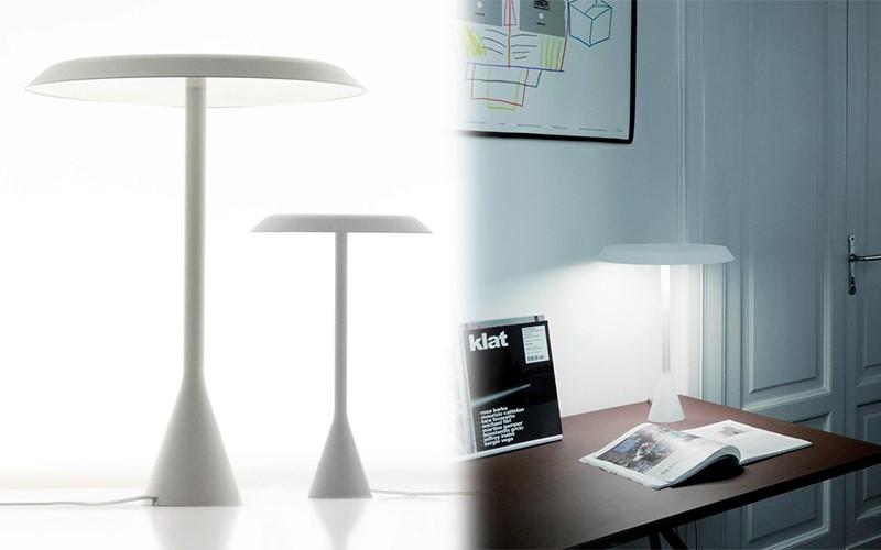 Designerskie lampy stołowe Panama