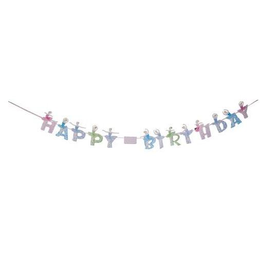 Girlanda urodzinowa Happy Birthday