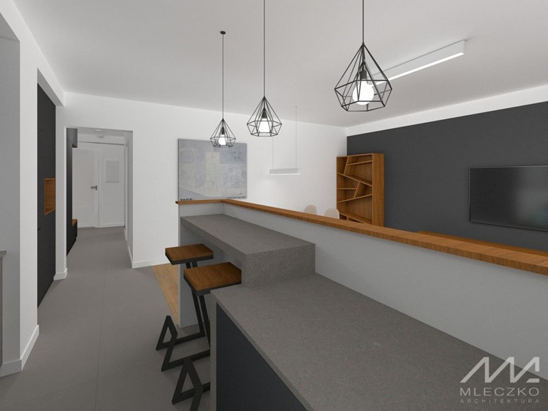 Architektura Wnętrza Technologia Design Homesquare 54