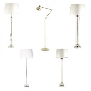 Lampy podłogowe modern classic klasyczne