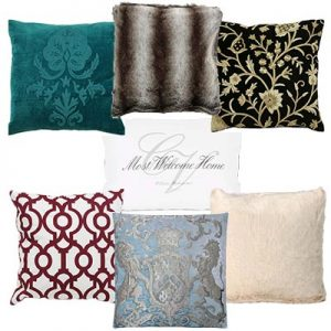 Poduszki dekoracyjne modern classic