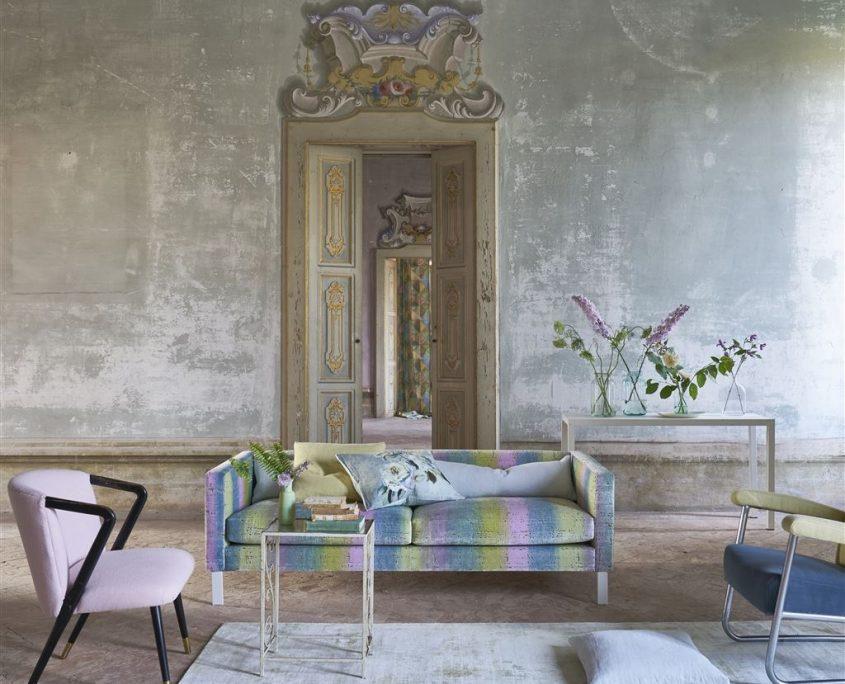 Dywan w nowoczesnym salonie