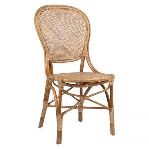 Krzesło bez podłokietników Rossini Originals Sika