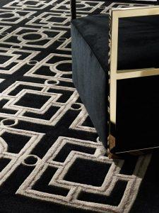 Luksusowy dywan do salonu
