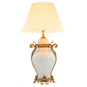 Lampa stołowa Armand cream Eichholtz